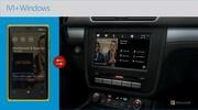 Microsoft predstavil nový systém pre autá - Windows in the Car