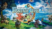 Fantasy Life pr�de do Eur�py t�to jese�