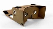 Google predstavilo kartónové virtuálne okuliare