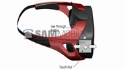 Samsung Gear VR ukázaný, vyjde začiatkom budúceho roka