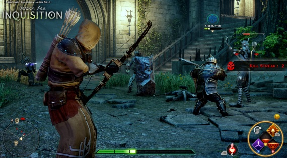Multiplayer v Dragon Age Inquisition
