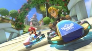 V pl�novan�ch DLC pre Mario Kart 8 bude aj Link a Isabelle