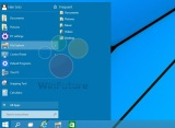 Windows 9 Start menu bude konfigurovate�n�