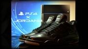 PS4 Air Jordan tenisky - lebo ka�d� chce tenisky s HDMI portom