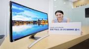 Zakriven� 27-palcov� monitor od Samsungu je p�sobiv�, ale m� len 1080p rozl�enie