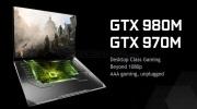 Mobiln� �ip GTX980m je dvakr�t r�chlej�� ako GTX680m