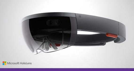 Microsoft HoloLens - holografické okuliare, ktoré vám upravia realitu