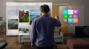 Novin�ri si u� vysk�ali Microsoft HoloLens, reakcie s� pozit�vne