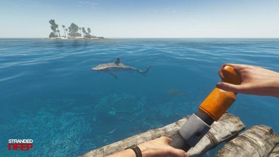 Stranded Deep je survival simul�cia stroskotanca