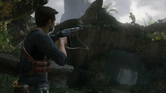 Gal�ria z�berov a artov z Uncharted 4