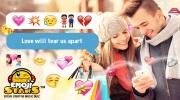 Uh�dnite n�zvy zn�mych skladieb origin�lnym sp�sobom v mobilnej hre Emoji Stars