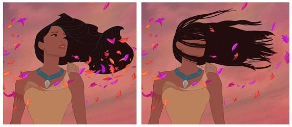 Ako by vyzerali vlasy princezien z Disneyoviek, ak by boli skuto�n�?