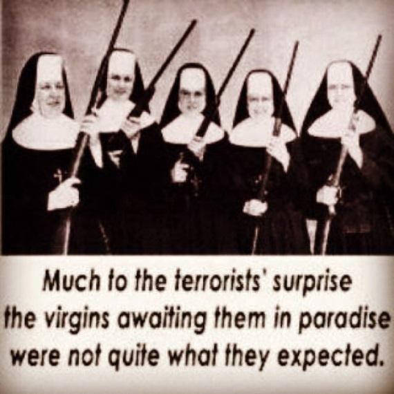Teroristi zažijú prekvapenie