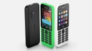 Microsoft predstavil Nokia 215, najlacnej�� mobil pripojite�n� na internet