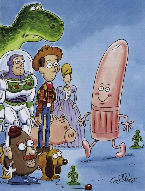 Toy Story - keď sa do hry zapoja aj mamine hračky