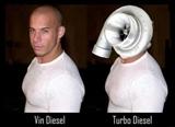 Vin Diesel alebo Turbo Diesel?