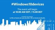 Microsoft Windows 10 event bude live o 16:00