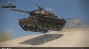 Konzolov� World of Tanks m� prv�ho brazilsk�ho bojovn�ka