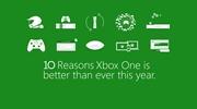 10 d�vodov pre�o zobra� Xbox One t�to jese�