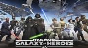 Star Wars Galaxy of Heroes vy�iel na mobiloch a tabletoch