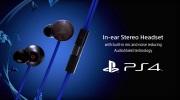 Ofici�lny stereo headset pre PlayStation 4 predstaven�