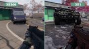 Porovnanie m�p Call of Duty: Black Ops III na Xbox One a Xbox 360
