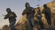 GTA V Heists  DLC sa ukazuje na s�rii z�berov