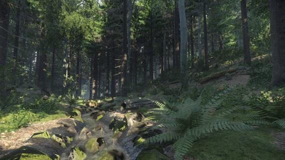 Prech�dzka lesom v Kingdome Come: Deliverance