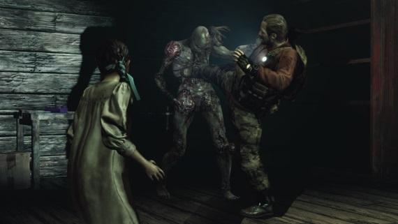 Capcom nakoniec pridal lok�lny co-op do PC verzie Resident Evil: Revelations 2