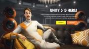 Unity 5 predstaven� na GDC