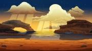 Puzzle hopsa�ka Four Sided Fantasy mieri na PC aj konzoly