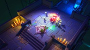 Super Dungeon Bros spoj� v bludisku Xbox One a PC hr��ov