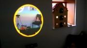 Uka�ka vytvorenia Portalu pomocou Kinectu
