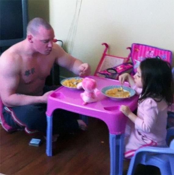 Rodičovstvo je ťažká práca
