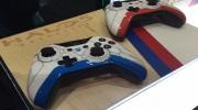 PAX East uk�zal custom Xbox One gamepady
