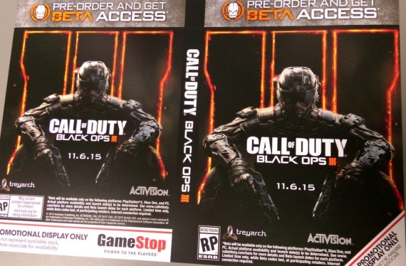 Mas�vny �nik inform�ci� o Call of Duty: Black Ops 3 odha�uje kooper�ciu a d�tum vydania