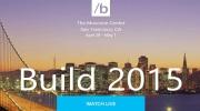 Build konferencia Microsoftu za��na