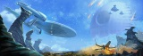 Film Galactic Battles postav� proti sebe Master Chiefa a kapit�na Sheparda
