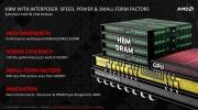 AMD predstavuje HBM pam�te, pripravuje sa na vydanie nov�ch kariet