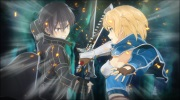 Sword Art Online Re: Hollow Fragment a Sword Art Online: Lost Song mieria na z�pad