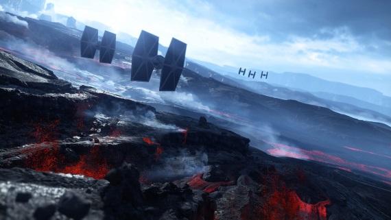 Star Wars Battlefront vyjde s 12 mapami a novou plan�tou Sullust