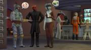Sims 4 sa roz��ril o nov� kost�my post�v zo Star Wars