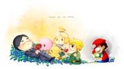 Satoru Iwata - fan�ikovia vzd�vaj� hold b�val�mu prezidentovi Nintenda doj�mav�mi artworkmi