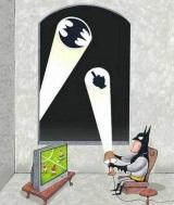 Batman dnes nem� �as