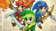 The Legend of Zelda: Tri Force Heroes pon�ka z�bavn� kooper�ciu