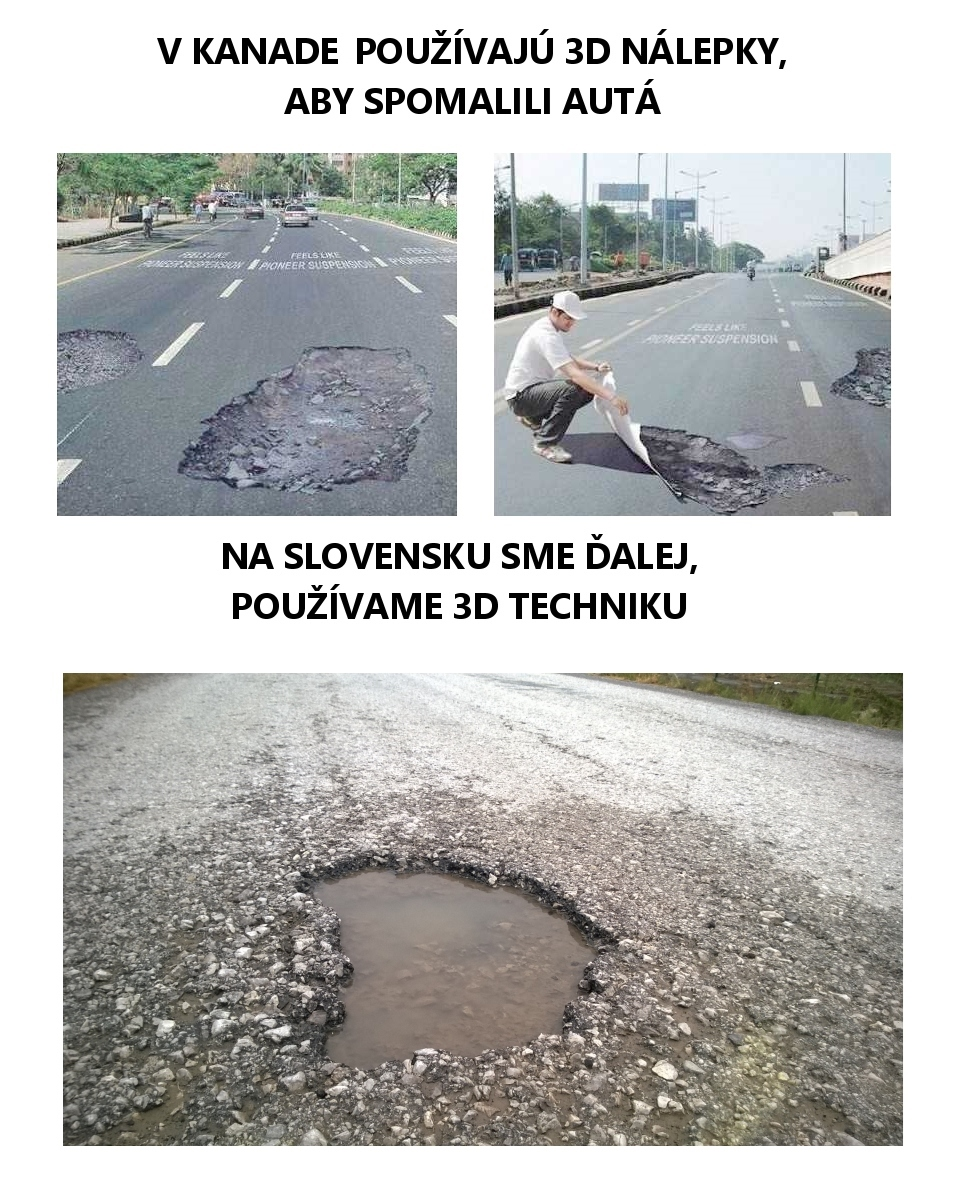 Slovensko a jeho cesty