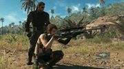 Polhodinov� E3 gameplay z MGS V: Phantom Pain