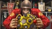 Team Fortress 2 dost�va nov� mod, zahr�me si v �om americk� futbal