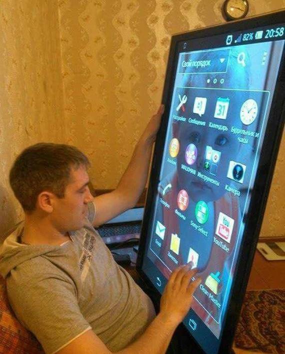 Budúcnosť mobilov?