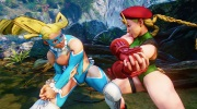 Rainbow Mika hl�si pr�chod do Street Fighter V